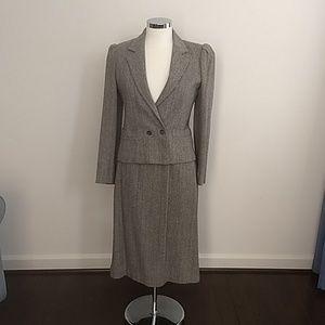 2 piece suit